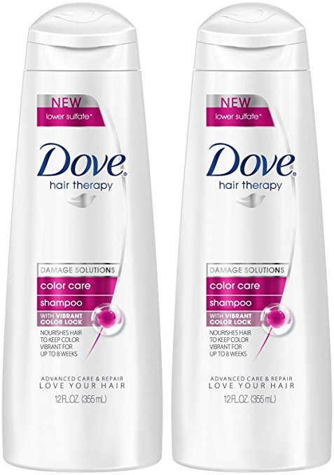 Dove Advanced Care Color Repair Therapy Shampoo