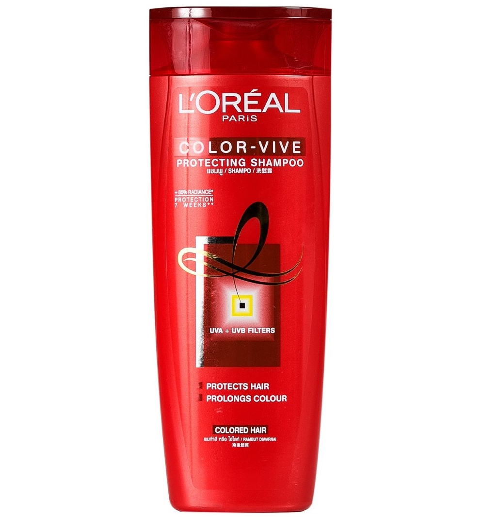 L'Oreal Paris Color Protect Shampoo best for colored hair