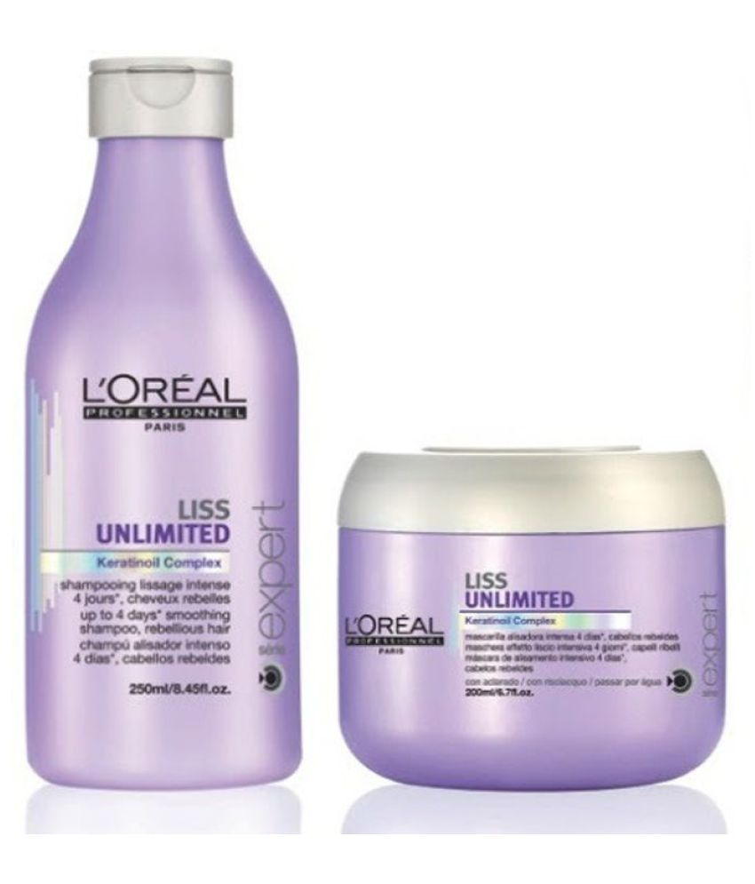 cismis LOreal Professional Liss Ultimate Shampoo - Top 5 Shampoos for Chemically Treated & Colored Hair- Reviews & Price