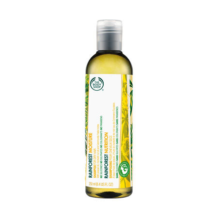 The Body Shop Rainforest Moisture Shampoo