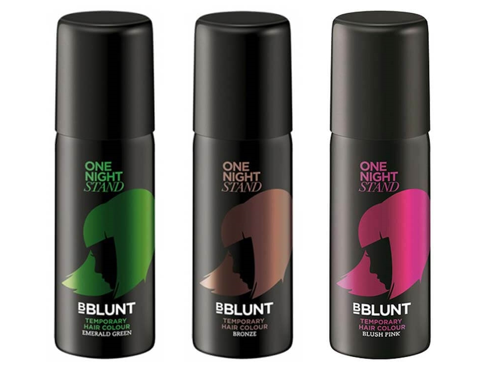 BBLUNT One Night Stand Temporary Hair Color 1 - Top 6 Styling Products From BBLUNT - Get Salon Style Hair at Home in Minutes