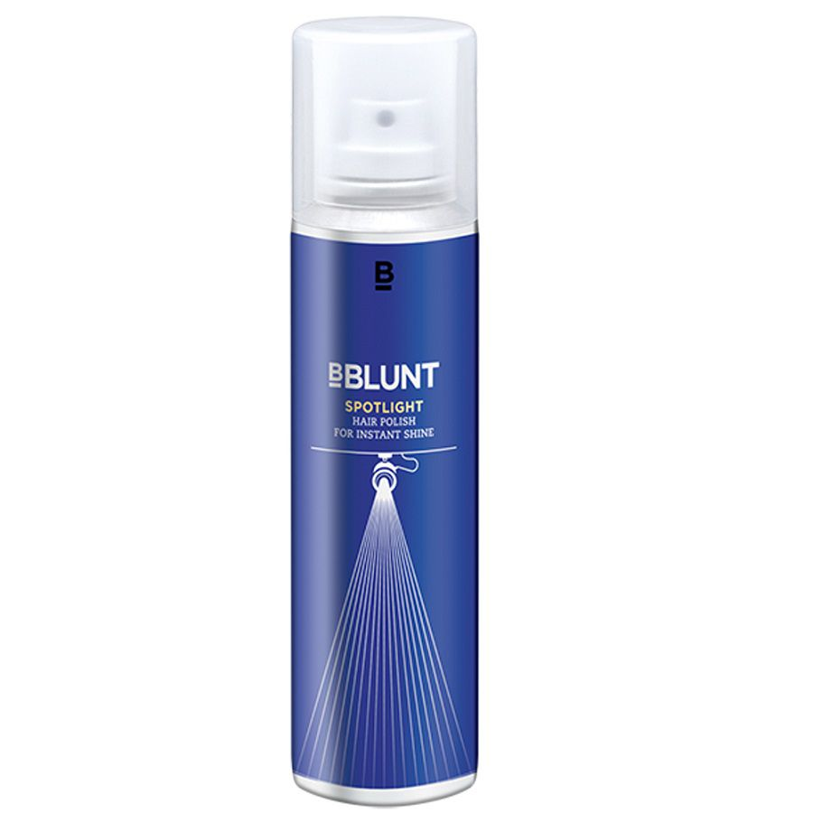 BBLUNT Spotlight Hair Polish For Instant Shine - Top 6 Styling Products From BBLUNT - Get Salon Style Hair at Home in Minutes