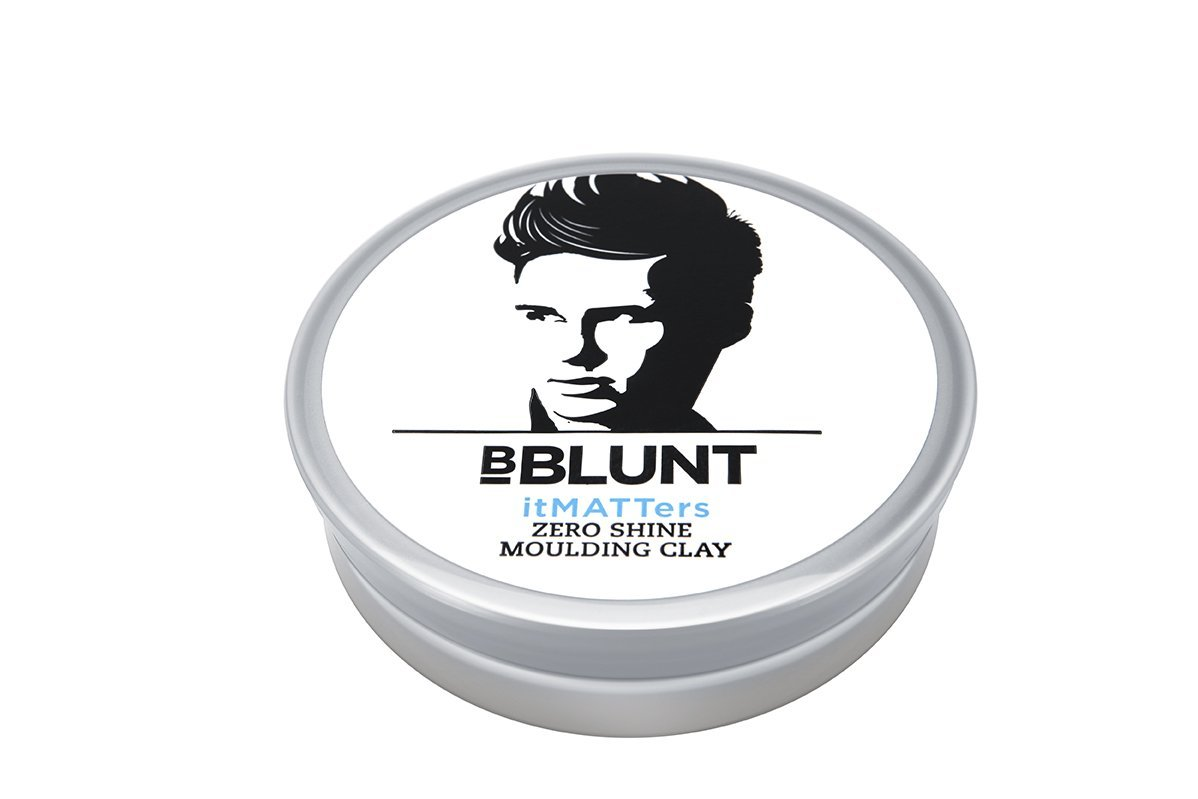 BBLUNT itMATTers Zero Shine Moulding Clay - Top 6 Styling Products From BBLUNT - Get Salon Style Hair at Home in Minutes