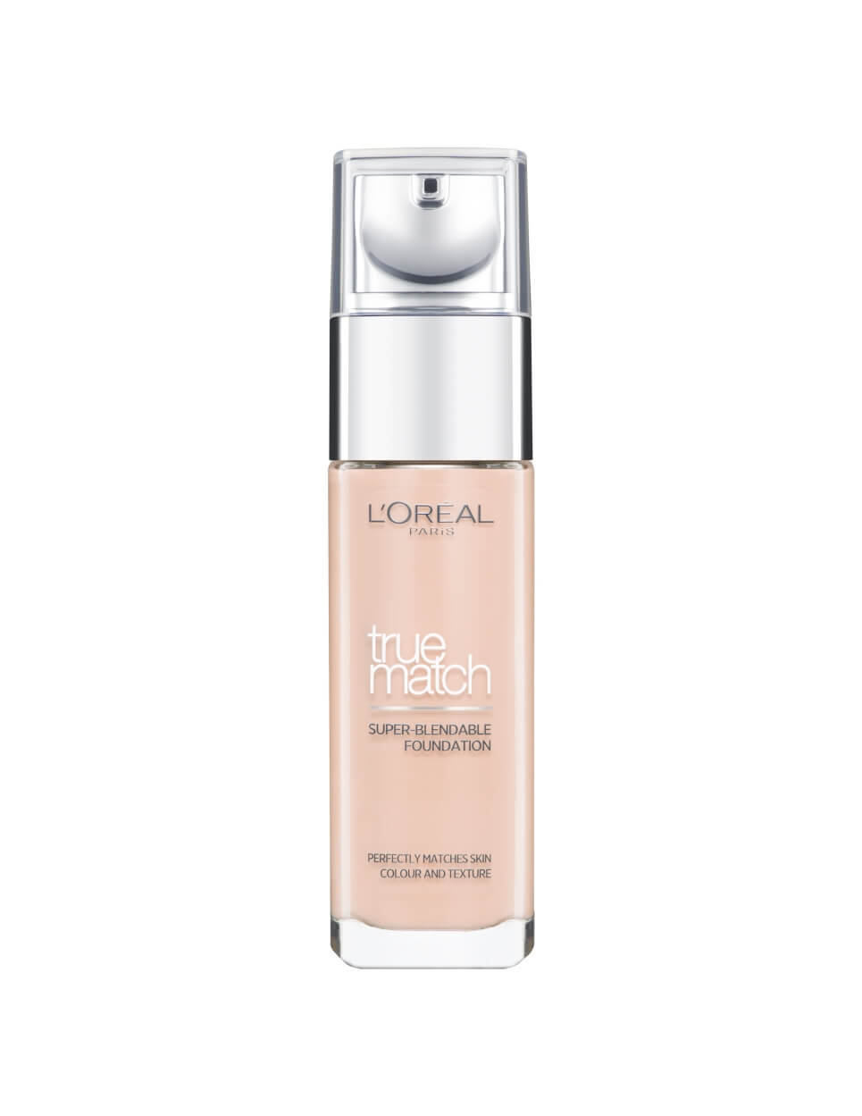 L'Oreal True Match Foundation for dry skin