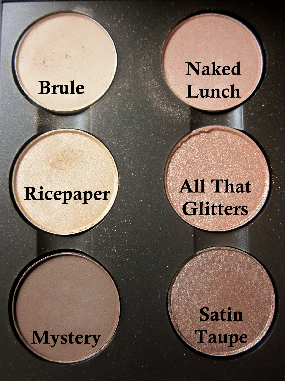MAC All That Glitters Eye Shadow 1 - Top 11 Most Popular Eye Shadows from MAC for Indian Skin Tone