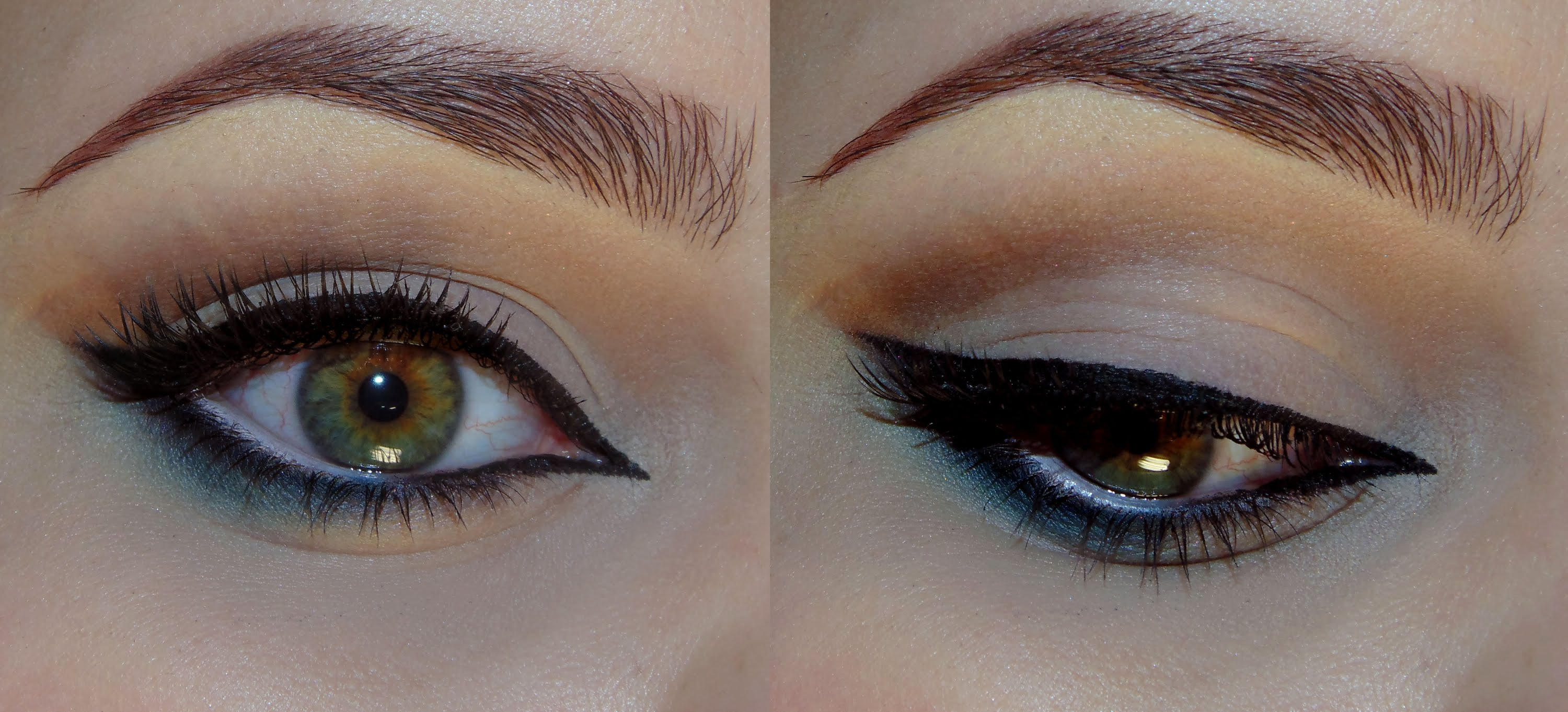 Revamped cat eye - 10 Eyeliner Styles for Beginners - Step By Step Tutorial with Images