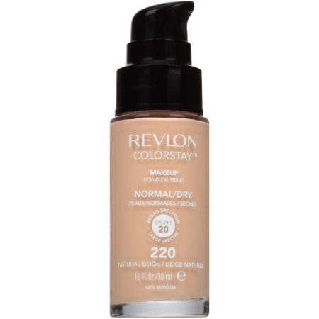 Revlon Colorstay Foundation for Dry skin - 8 Best Foundations for Dry Skin Available in India with Review & Price
