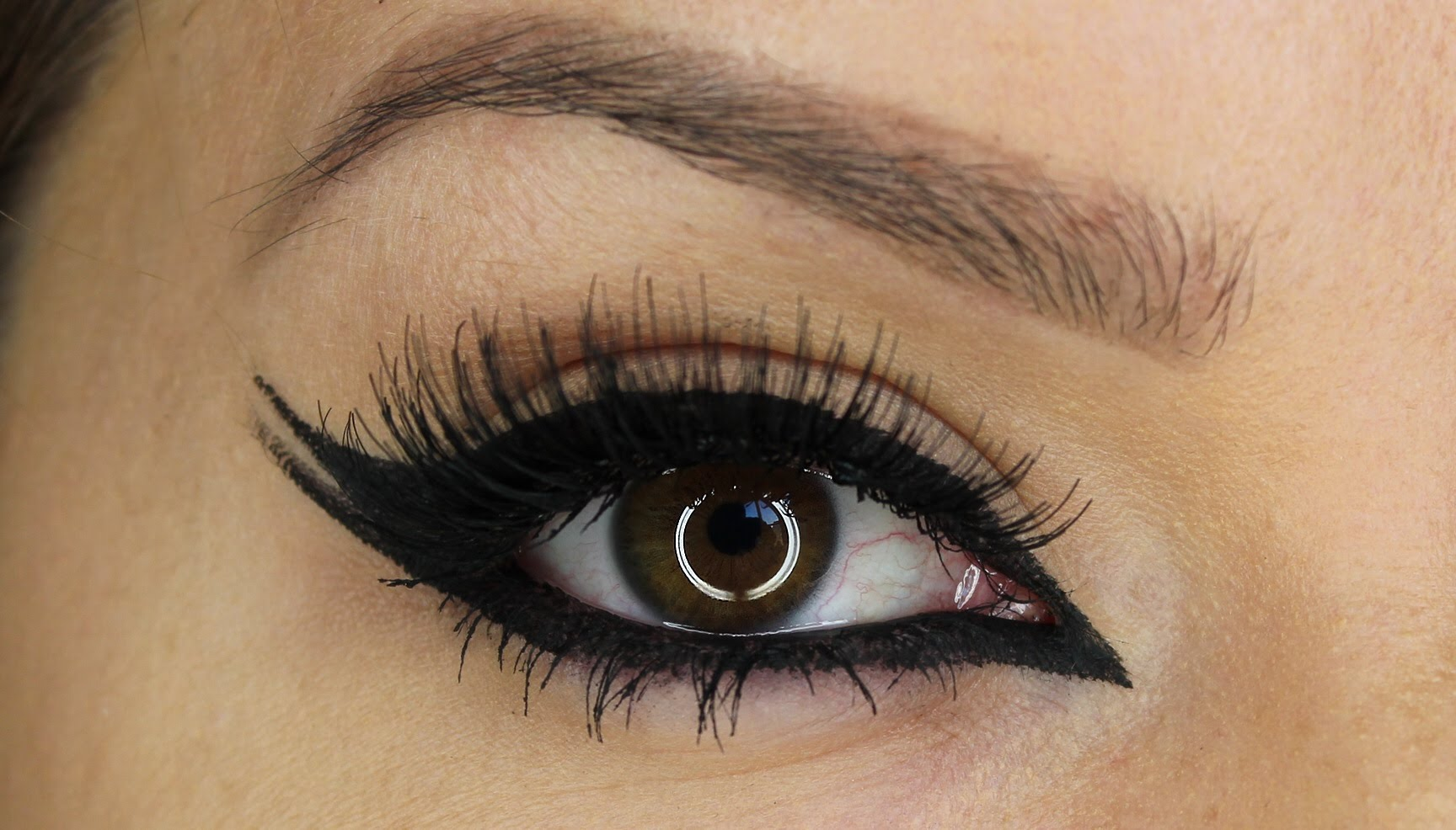 office eye liner - 10 Eyeliner Styles for Beginners - Step By Step Tutorial with Images