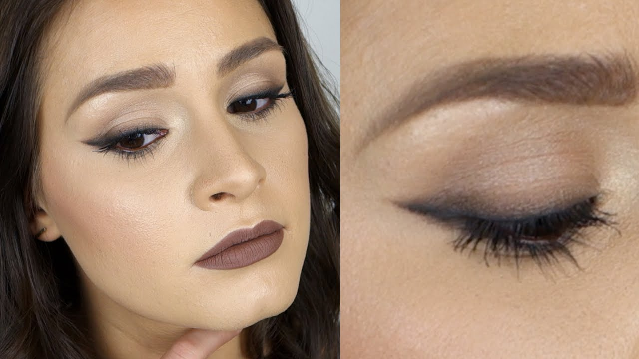 smokey eye liner - 10 Eyeliner Styles for Beginners - Step By Step Tutorial with Images
