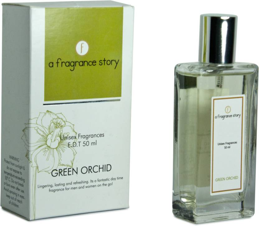 A Fragrance Story Green Orchid Eau De Parfum - Best 15 Fragrances for Men & Women to Buy this Season 2018