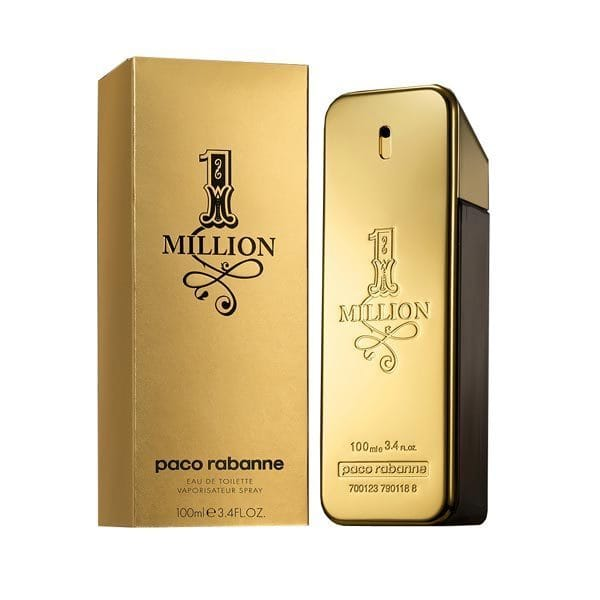 Paco Rabanne 1 Million Eau De Toilette - Best 15 Fragrances for Men & Women to Buy this Season 2018