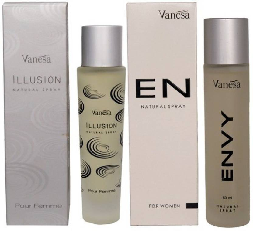 Vanessa Illusion Perfume Natural Spray Pour Femme - Best 15 Fragrances for Men & Women to Buy this Season 2018
