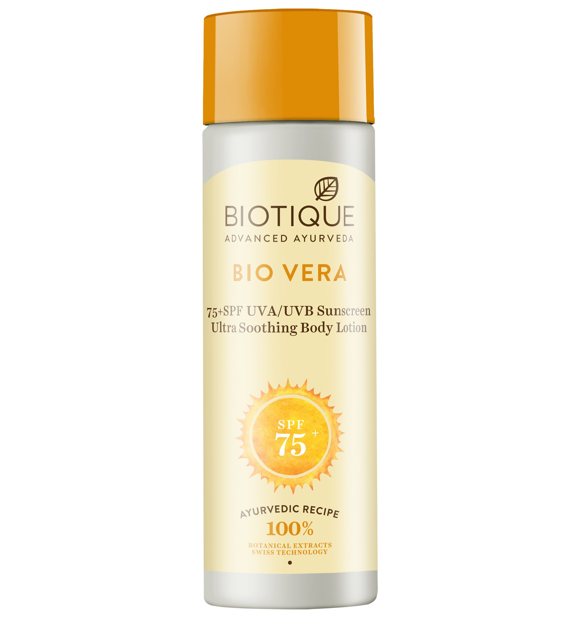 Biotique Face and Body Sun Lotion SPF 30