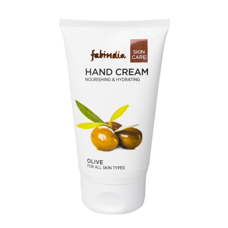 Fabindia Lemon Restoring & Softening Hand Cream