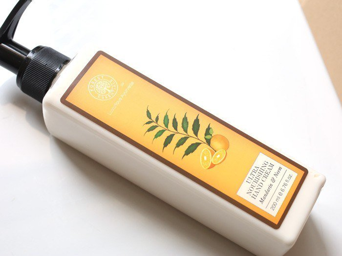 Forest Essentials Ultra Nourishing Hand Cream