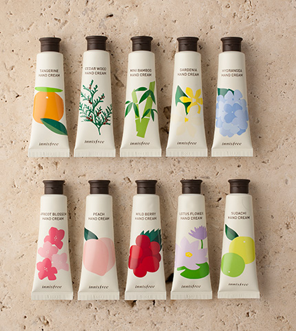 Innisfree Gardenia Hand Cream