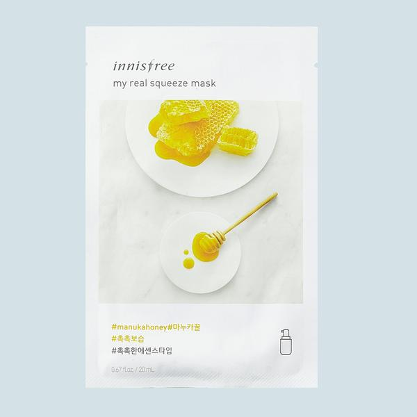 My Real Squeeze Mask - Manuka Honey