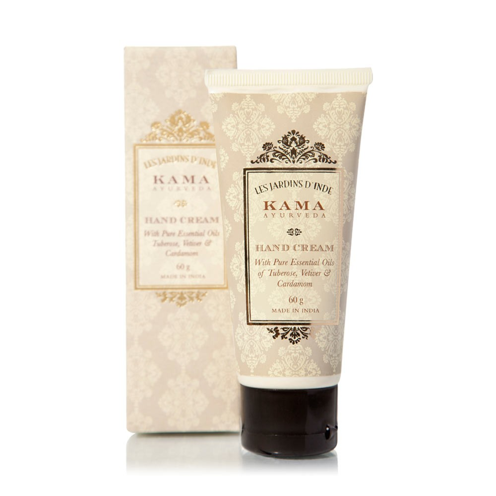 Kama Ayurveda Hand Cream - Best 11 Hand Creams & Lotions in 2018 for Dry, Cracked Skins with Reviews & Price