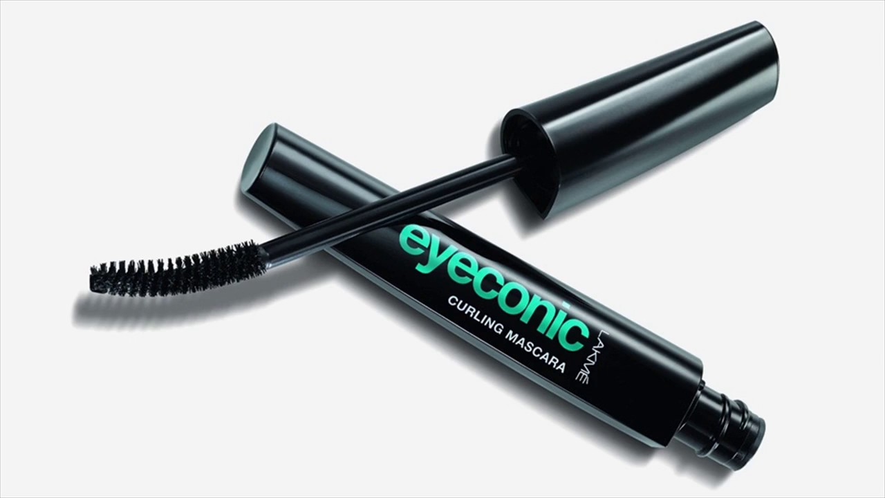 Lakme Eyeconic Curling Mascara - Know Best 10 Mascaras in 2018 for Length & Volume with Reviews & Price