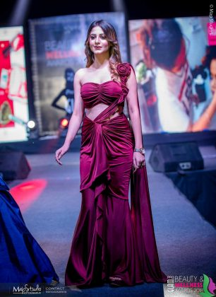 FB IMG 1538393501580 306x420 - Glam Pro Beauty & Wellness Awards 2018 - Celebrity Presenter Actress Kriti Kharbanda and TV Superstar Manish Goel