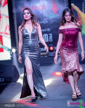 FB IMG 1538399678835 332x420 - Glam Pro Beauty & Wellness Awards 2018 - Celebrity Presenter Actress Kriti Kharbanda and TV Superstar Manish Goel