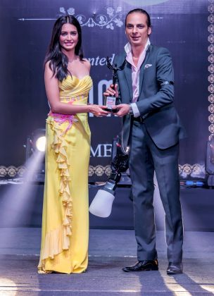 Masood Best Fashion Photographer 304x420 - Glam Pro Beauty & Wellness Awards 2018 - Celebrity Presenter Actress Kriti Kharbanda and TV Superstar Manish Goel