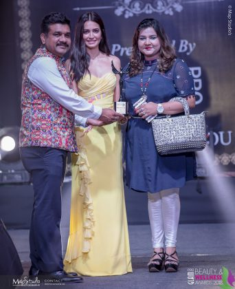 Niisshu jain Punit jain Best Vastu Shiromani 342x420 - Glam Pro Beauty & Wellness Awards 2018 - Celebrity Presenter Actress Kriti Kharbanda and TV Superstar Manish Goel