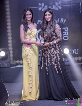 Priya Chopra Glampro jury choice best freelance makeup artist 326x420 - Glam Pro Beauty & Wellness Awards 2018 - Celebrity Presenter Actress Kriti Kharbanda and TV Superstar Manish Goel