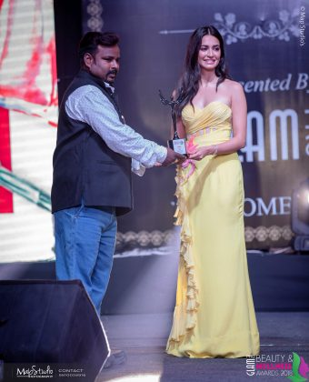 Raju Mehndi Best Mehndi Nail art 340x420 - Glam Pro Beauty & Wellness Awards 2018 - Celebrity Presenter Actress Kriti Kharbanda and TV Superstar Manish Goel