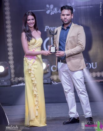 Sahil Singh Best Mskrup Couture Raja Garden 331x420 - Glam Pro Beauty & Wellness Awards 2018 - Celebrity Presenter Actress Kriti Kharbanda and TV Superstar Manish Goel