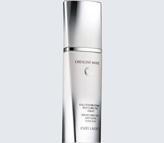 Estee Lauder Crescent White Full Cycle Brightening Spot Correct Essence - 15 Must Try Products from Estee Lauder India for Blemish & Wrinkle Free Skin