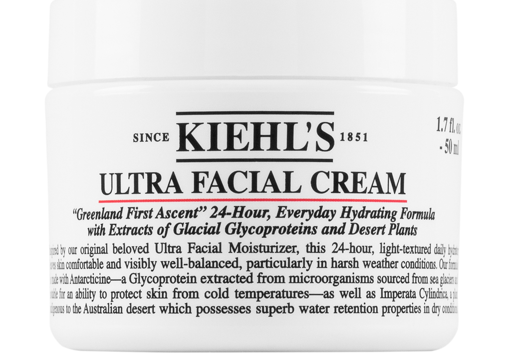 Kiehls Ultra Facial Cream - Top 15 Picks from Nykaa Luxe Store - Best Skin Care Products for Anti-Aging, Fairness & De-Tan
